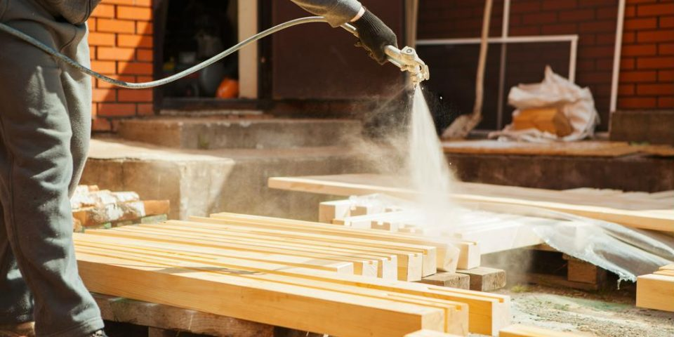 performance wood coatings